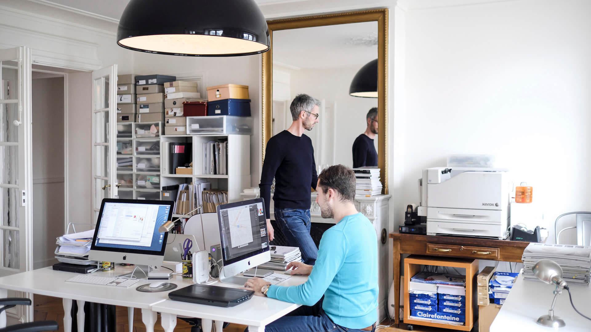 Agence - Sylvie Amar Studio