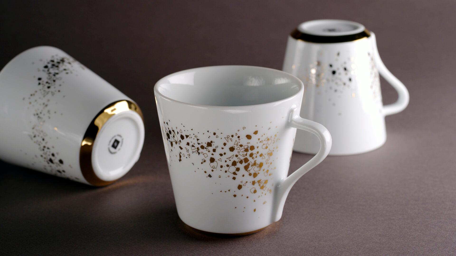 Nespresso mug