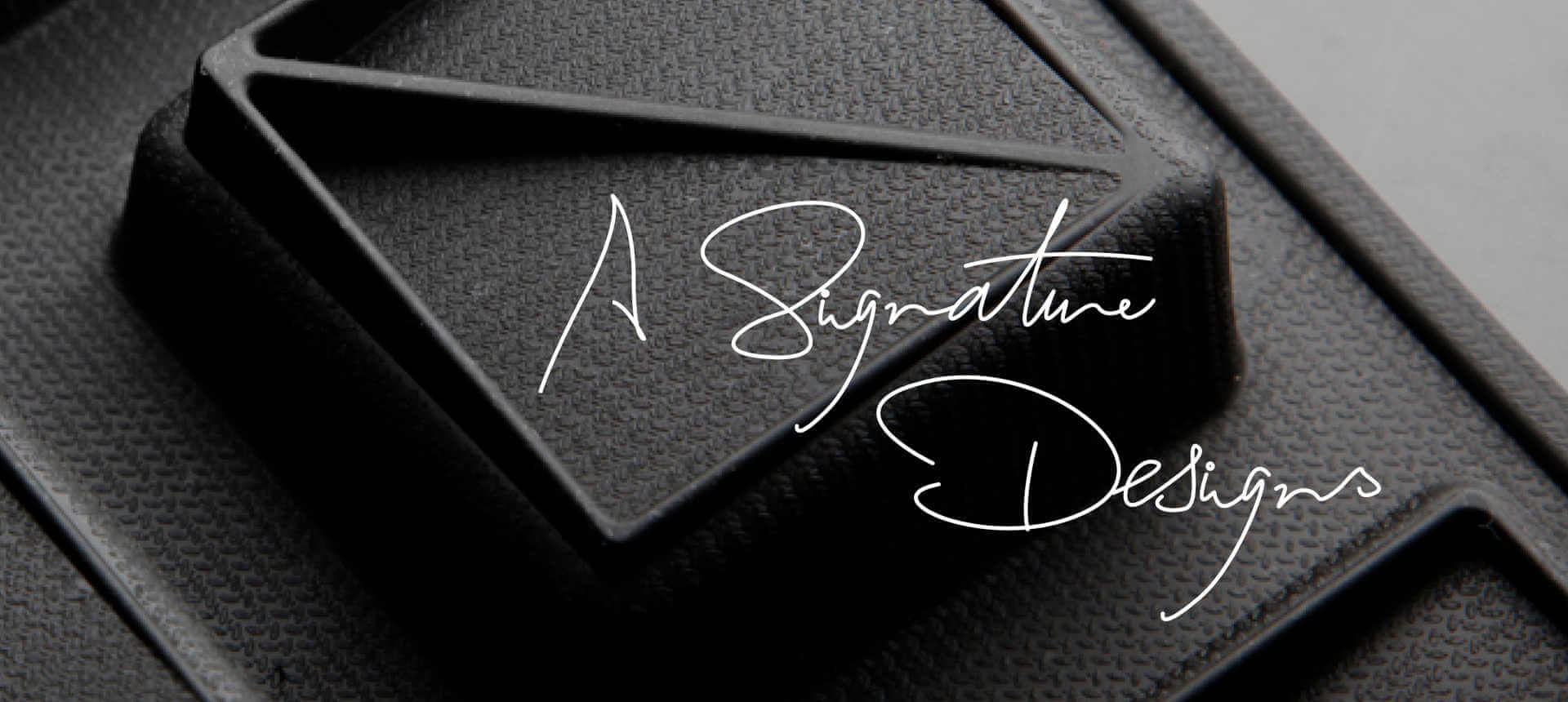 Affiche A Signature Deisgns