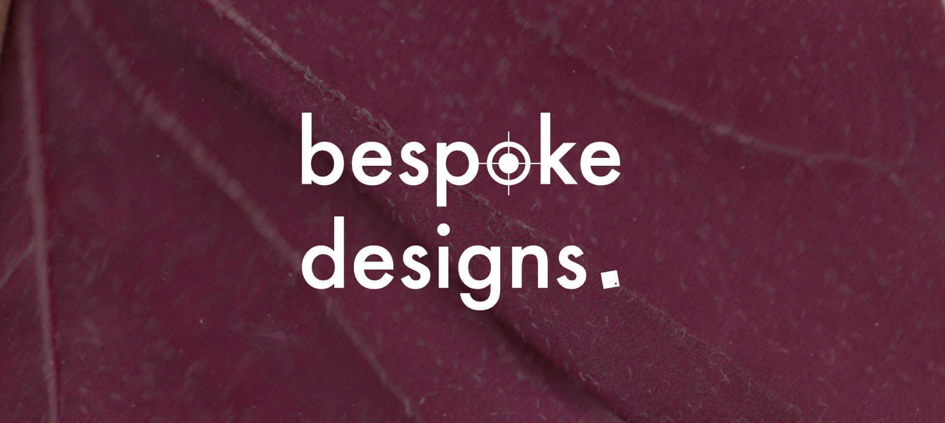 Affiche Bespoke Design