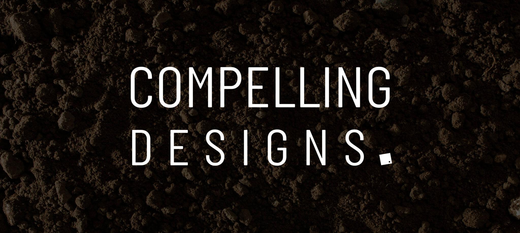 Affiche Compeling Design