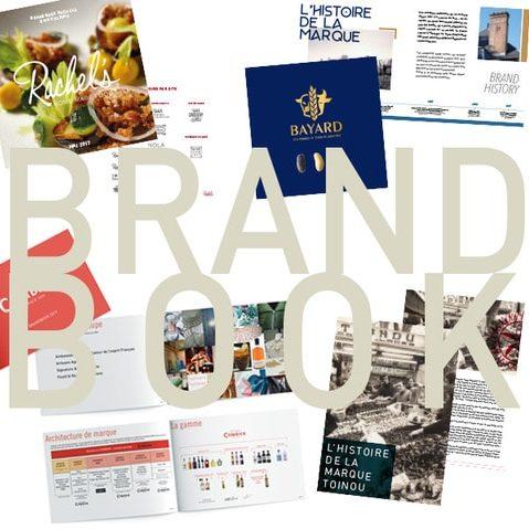 Qu'est-ce qu'un brand book ?