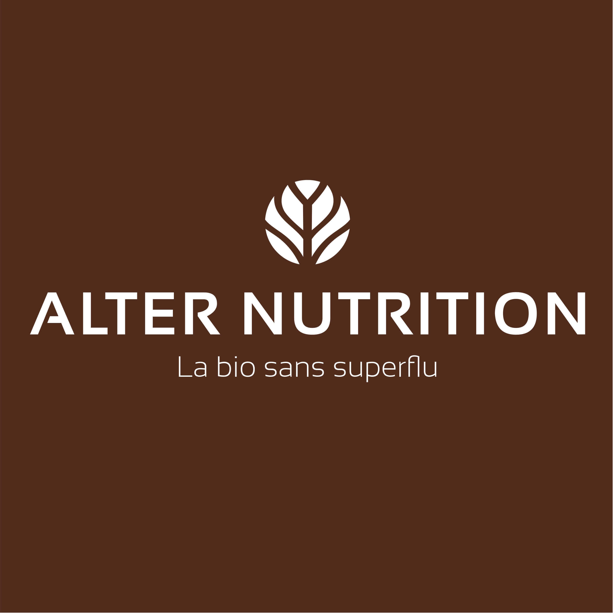 Lancement Whey Sportive d'AlterNutrition
