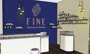 FoodConcept de la pâtisserie Fine